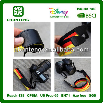 Factory OEM camera strap