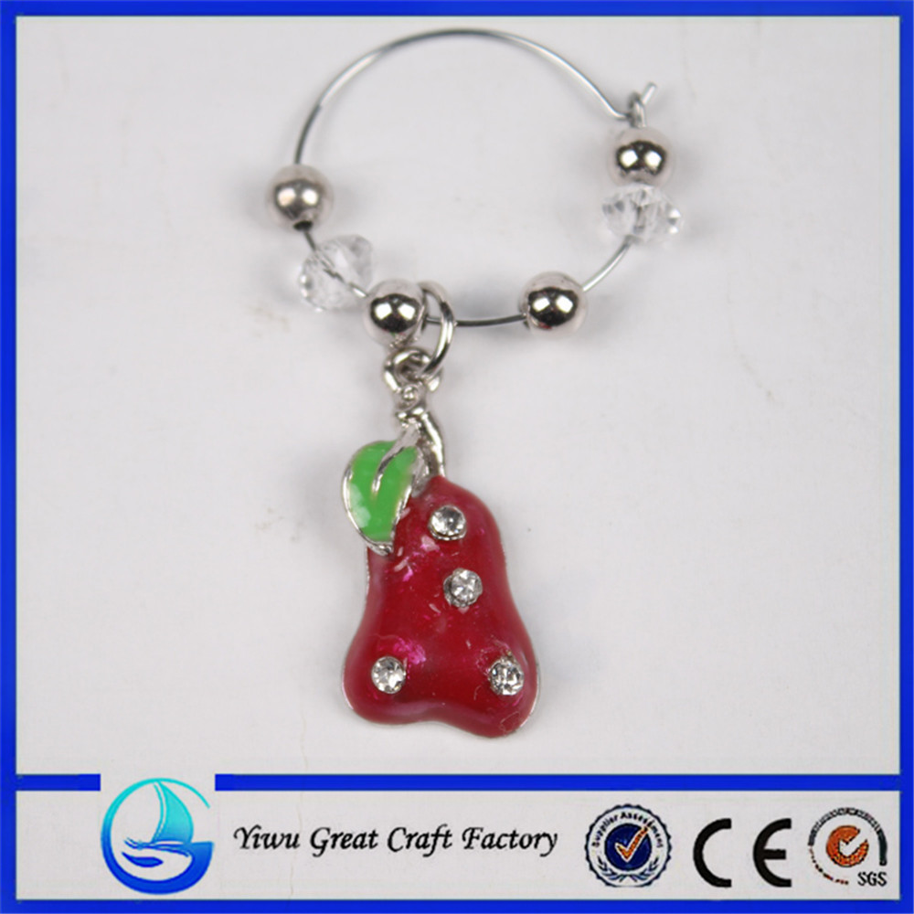Pear pendant/The bottle is hanged/Wine pendant