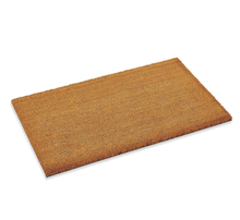 Absorb mud coco coir entrance door mat plain floor mat
