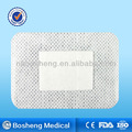 Non-woven absorbent pad