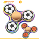 Creative Fidget Hand Spinner Basketball Football Mental Ideal Toy