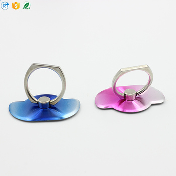 New Arrival Finger Ring Holder Mobile Phone Smartphone Holder Stand for Samsung For iPhone