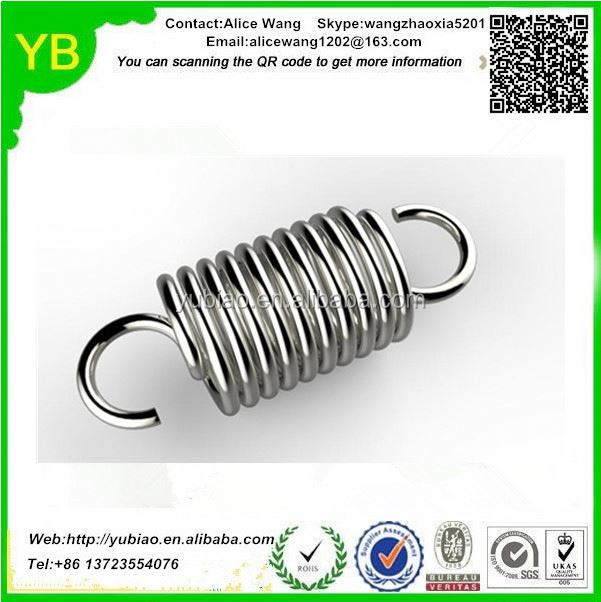 Custom stainless steel/ spring steel/copper tool extension spring in Dongguan factory,ISO9001/TS16949 passed