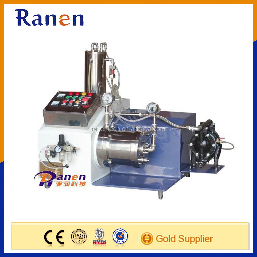 Laboratory Sand Mill for printing ink
