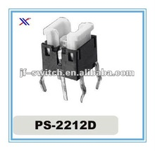PS-2212D key operated push button switch