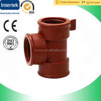 PP Female Tee for water supply Name of Pipe Company