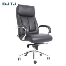 BJTJ made in china swivel pu leather manager office chair with tilt lock