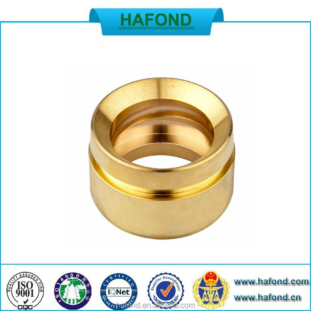 High Grade Certified Factory Supply Large Aluminum Ring