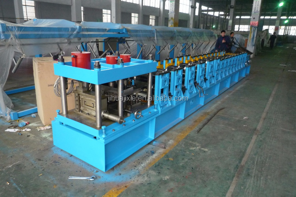 C steel roof purlins/Steel Purlin machine metal stud and track roll forming machine