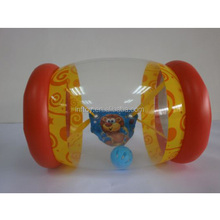 Toddler toy ball inflatable scroll roller baby crawling roller