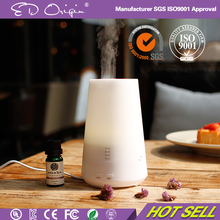 Electric Led Light Lantern Candle Lamp With Air Humidifier Soy Aromatherapy Diffuser Bottle