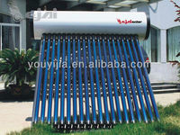 Ejai Solar Technology 200L compact pressurized solar water heater With heat pipe