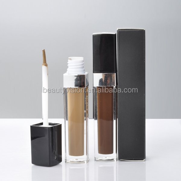 Non-permanent eyebrow gel tattoo private label makeup eyebrow