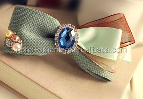 diamond and pearl brooch Korean hot style for young lady