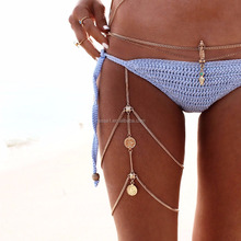 Fashion leg jewelry body chain jewelry Wholesale NSZ-008