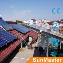 Concentrated photovoltaic on grid 30kw cheap home solar systems