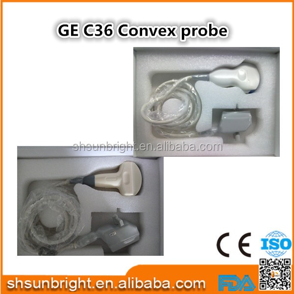 Brand New GE C36 Convex Transducer for Logiq 50/100
