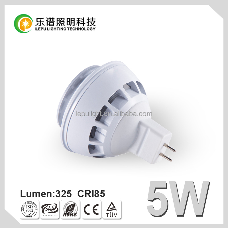 Beam Angle Adjustable 30 to 80 Degree Zoom Lens spotlight gu10 dimmable 5w LED Spotlight MR16 12V GU10 COB Dimmable