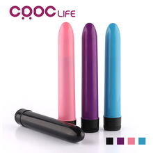 CRDC 7 Inch Anal Plug Powerful Multi-Speed Mini Bullet Vibrator Men Butt plug Massager Clitoral Stimulation Sex Toy For Women