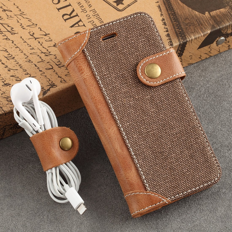 New Arrival Leather Phone Case For Iphone 7 Case,For iPhone7 Case