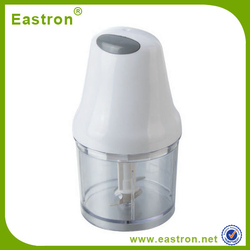 160W plastic mini electric food chopper