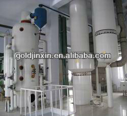 Agricultural vegetable oil production machinery plant