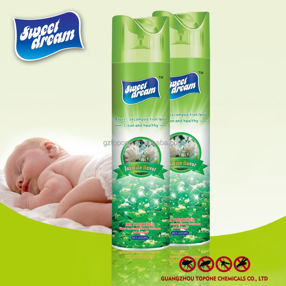 Sweet Dream Brand Air Freshener Spray for Home and Car