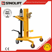 2015 Sinolift New DTF450B Heavy Duty Hydraulic Drum Transporters with V-shaped Base