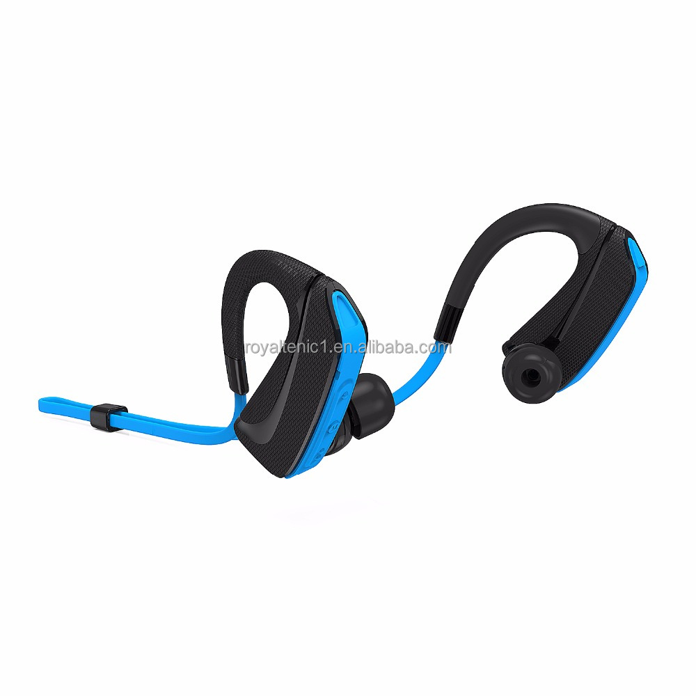 Best stereo ear-hook micro earphone bluetooth for mobile phone for christmas gift, bluetooth micro earphone