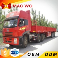Chinese manufacturer cheap price quality wall side cargo light truck for sale