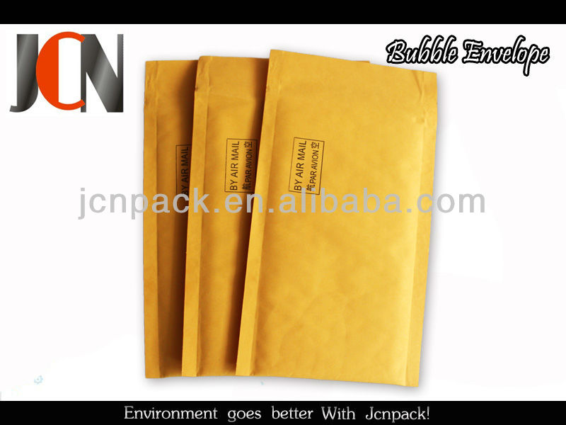 MADE IN CHINA 4 X 8 BUBBLE MAILING PADDED ENVELOPES