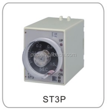 High quality ST3P Multi Range Time Delay Relay 12 V