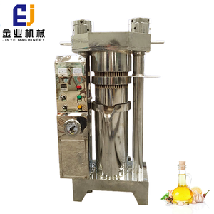 Oil Processing Plant Hydraulic Camellia Seed Oil Press Peanut And Soybean Oil Press