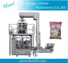 vertical form fill seal packing machine for chips