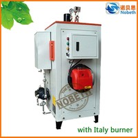 Nobeth 60KG Fuel Oil and Gas Steam Engine Generator Sale
