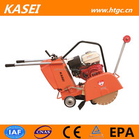 Huasheng LQS350 walk behind 14inch concrete cutter with CE for sale