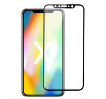 9H 3D 0.33mm Clear Tempered Glass Screen Protector for Iphone XS/8/7
