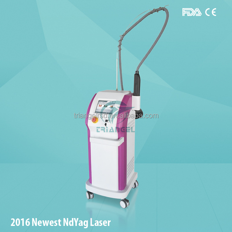 Best China hot sale!! Super Fast Color Touch Screen yag laser ophthalmic 2016 q switch nd yag laser 10HZ