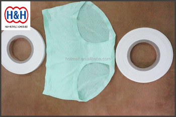 Sew-free Underwear Hot Melt Adhesive Film with High Bonding