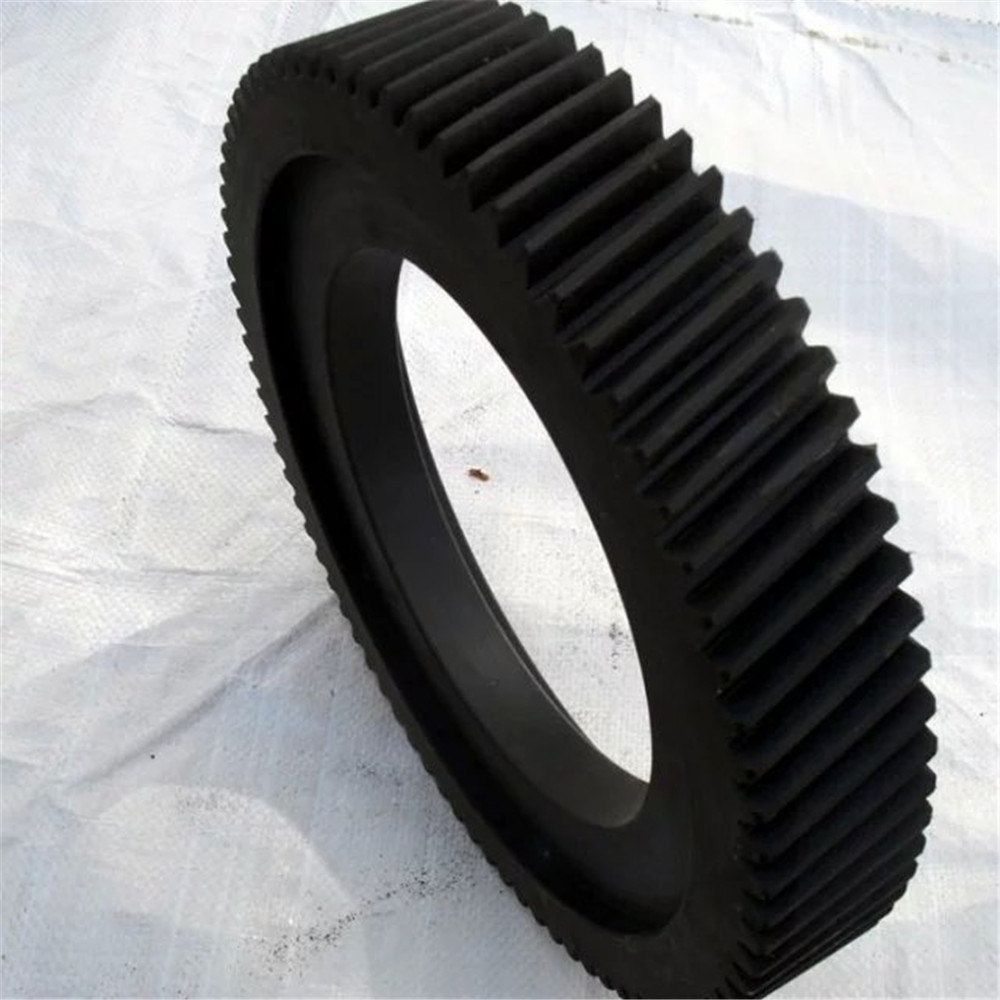 custom CNC machining polyamide nylon acetal plastic sprockets gear wheels