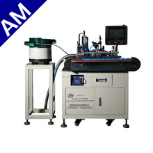 AM121 automatic USB wire soldering machine, Micro USB cable making machine