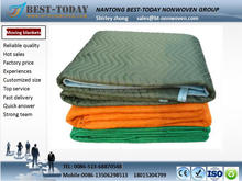 72''*54'' customized nonwoven durable recycled cotton Storage moving pads