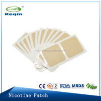 Original factory anti smoking patch nicotine patch