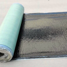 China supplier SBS/APP 4mm bituminous shed waterproof roofing felt