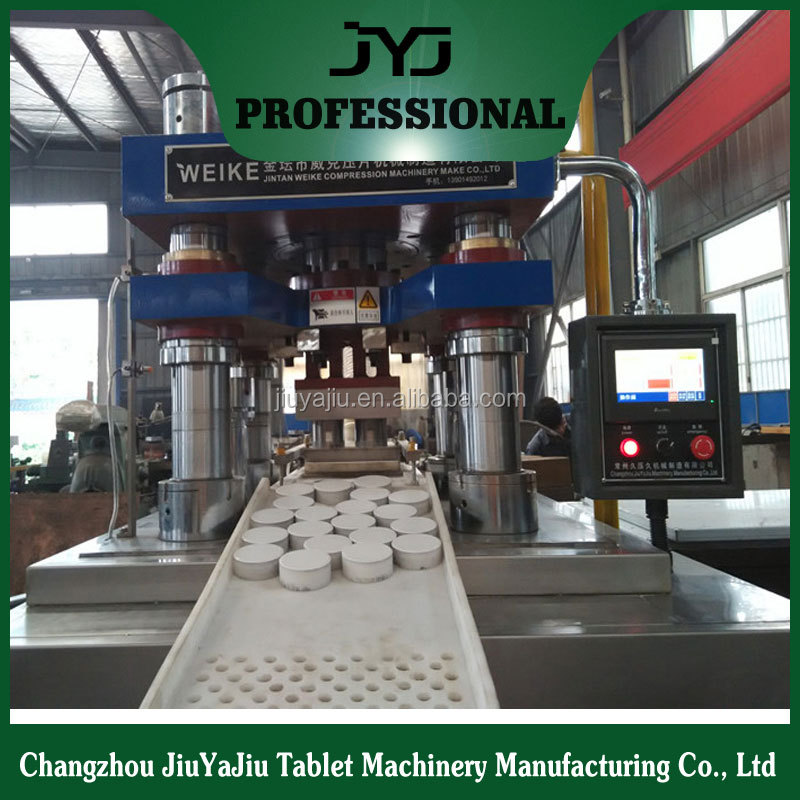 Hydraulic Powder Compressing Machine