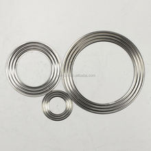 Wear-resisting Supplier Good Quality Finely Processed Motor Shaft Seal / Waterproof Metal Corrugated Seal