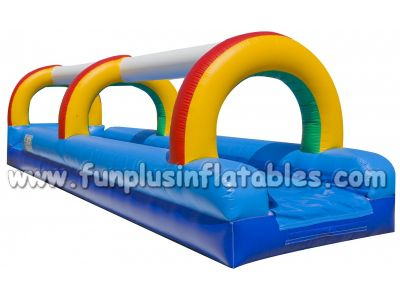 Exciting games China cheap inflatable pool slide used inflatable water slide for sale F4006