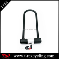 Superior high security bicycle U lock anti theft motorcycle locks wholesale