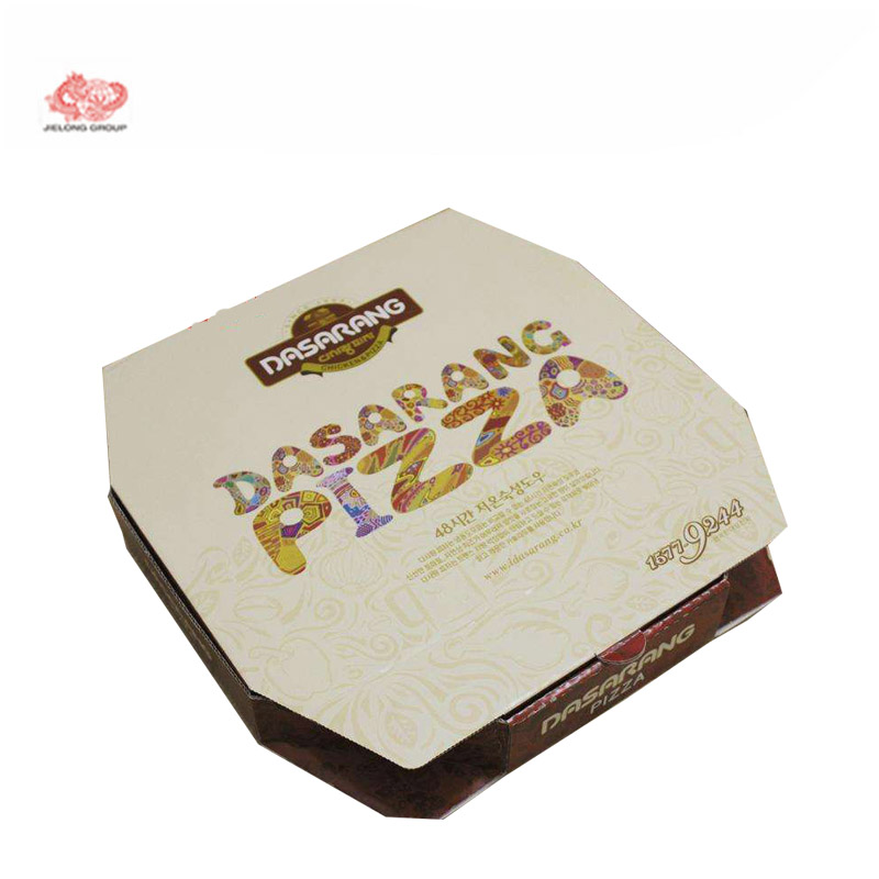 Concise Customized Stamping Process Eggs Tray Pizza Box