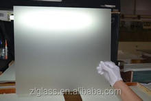 super quality high clear anti glare glass / non glare glass for display screen